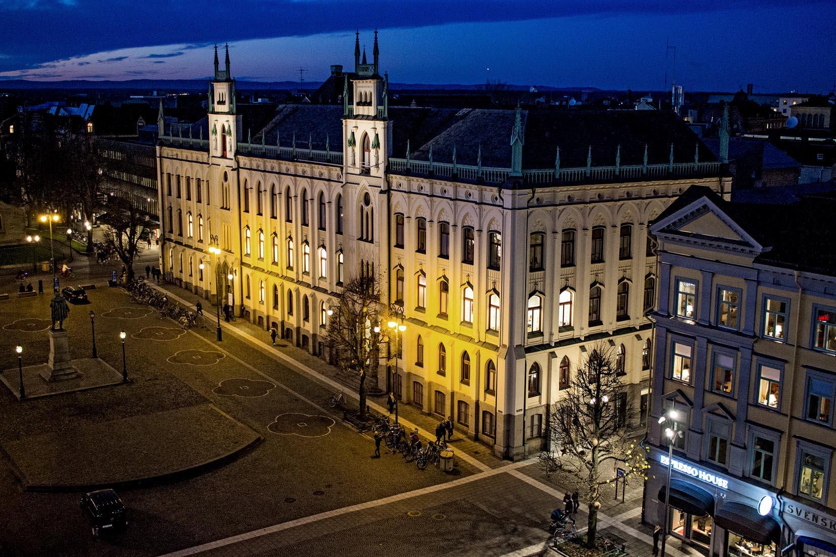 Örebroporten - Rådhuset